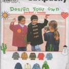 SIMPLICITY 9303 CHILDS' JACKET