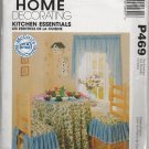 MCCALLS P469 CRAFT PATTERN - KITCHEN ESSENTIALS
