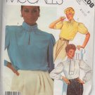 MCCALLS  2208 MISSES' BLOUSE