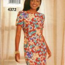 BUTTERICK 4372 MISSES' PETITE DRESS
