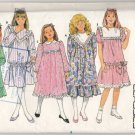 BUTTERICK 4061 GIRLS' DRESS