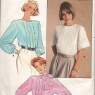 BUTTERICK 3192 MISSES' BLOUSE
