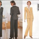 BUTTERICK 5184 MISSES' JACKET & PANTS