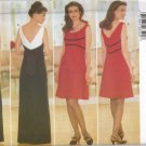 BUTTERICK 5263 MISSES'  DRESS