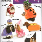 SIMPLICITY 3952 DOG  COSTUMES-SEASONAL