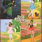 SIMPLICITY 2546 MISSES COSTUME-THE WIZARD OF OZ  SZ  8-16