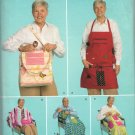 SIMPLICITY 2623 - WHEELCHAIR ACCESSORIES, CAP AND APRON