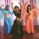 SIMPLICITY 2941 MISSES COSTUME- BELLY DANCER SZ 14-20
