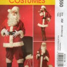 MCCALLS M5550 CRAFT MISSES - MENS SANTA COSTUMES AND BAG