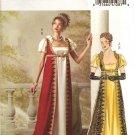 BUTTERICK B4890 MISSES COSTUMES- Renaissance Costume Festival SZ 6-12