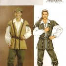 BUTTERICK B4574 MENS COSTUMES-Robin Hood & Pirate  SZ XL,XXL,XXXL