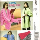 McCALL'S M6160 Misses' Shawl, Blankets and Booties