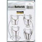BUTTERICK B4669 MISSES' Victorian/Edwardian Corsets SZ 6, 8, 10, 12