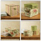 BUTTERICK B5623 Storage Boxes
