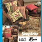 SIMPLICITY 5685 Home Decorating - PILLOWS