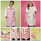 MCCALLS M6092 Aprons, Mitt and Trivets