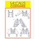 MCCALLS M4696 COSTUME PATTERN -Misses' RENAISSANCE Tops size 8-10-12-14
