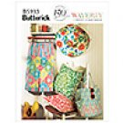 B5660 Apron, Hot Pads, Pot Holders, Place Mat, Napkin, Seat Cushion
