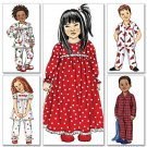 BUTTERICK B4647 Toddlers'/Children's Nightgown, Pajama