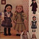 "SIMPLICITY J0672 18"" Doll Clothes"