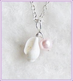 A Walk On The Beach Necklace #516