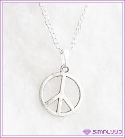 Peace Necklace #518