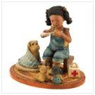 Little Veterinarian Figurine