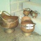 Brass Buckets