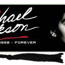 Michael Jackson Forever Bookmark