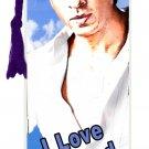 Shah Rukh Khan I Love to Read Bookmark