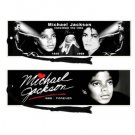 Michael Jackson Bookmarks ~ Remember the Time and Forever Set of 2