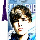 JUSTIN SOMEBODY TO LOVE BOOKMARK