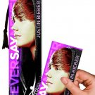JUSTIN NEVER SAY NEVER Bookmark  w/ Magnet
