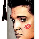 ELVIS With a Kiss Bookmark