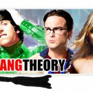 The Big Bang Theory Cast Bookmark