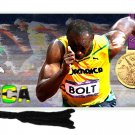 Usain Bolt Olympic Gold Bookmark