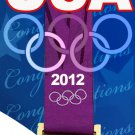 Team USA 2012 Olympics Bookmark