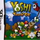 YOSHI TOUCH & GO - Nintendo DS / DSi / XL video game rated E - Baby Mario and Friends