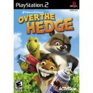 OVER THE HEDGE - PS2 Playstation 2 video game from Dreamworks movie - rated E10 - disk, case, manual