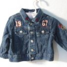 Boys Cherokee jean jacket, size 6 months