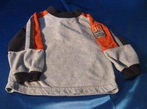 Boys 18 month Harley-Davidson long sleeve shirt