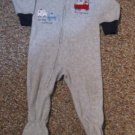Boys 18 month Carter's footed sleeper