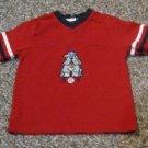 """Boys 18 month Okie Dokie """"bulldog"""" shirt"""
