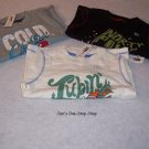 Boys 2T Old Navy long sleeve shirts, set of 3 - all NWT