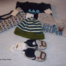 Boys 6-12 month Old Navy set, 5 pieces - NWT