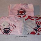 Girls 3-6 month Old Navy long sleeve set,3 pieces - NWT