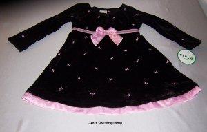 Girls 24 month Circo long sleeve dress - NWT