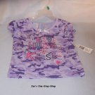 Girls 2T Wonderkids shirt - NWT