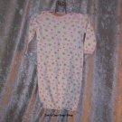 Girls 0-3 month H.W.Carter & Sons, white sleep bag
