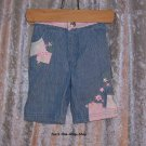 Girls 2T Kid Headquarters jean capris
